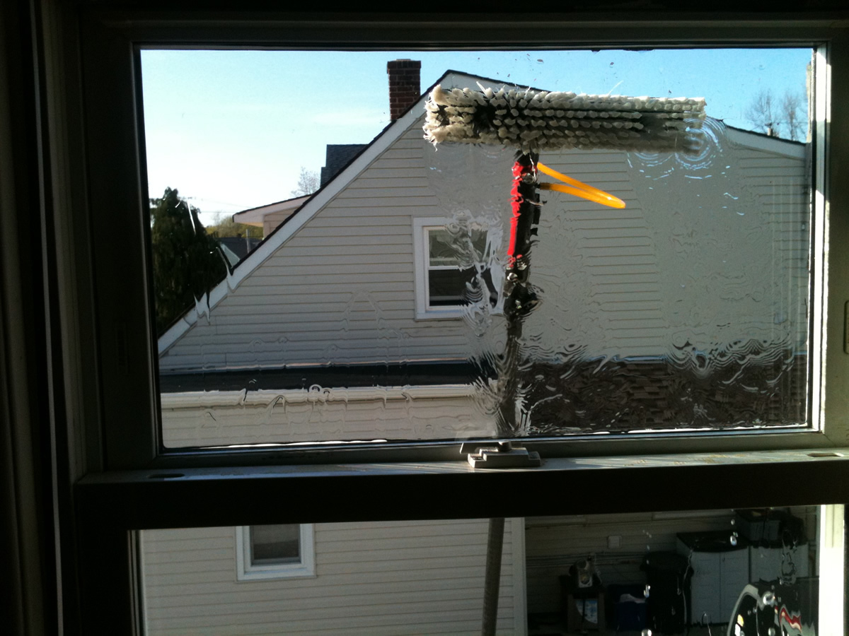 Pure Water Window Cleaning!