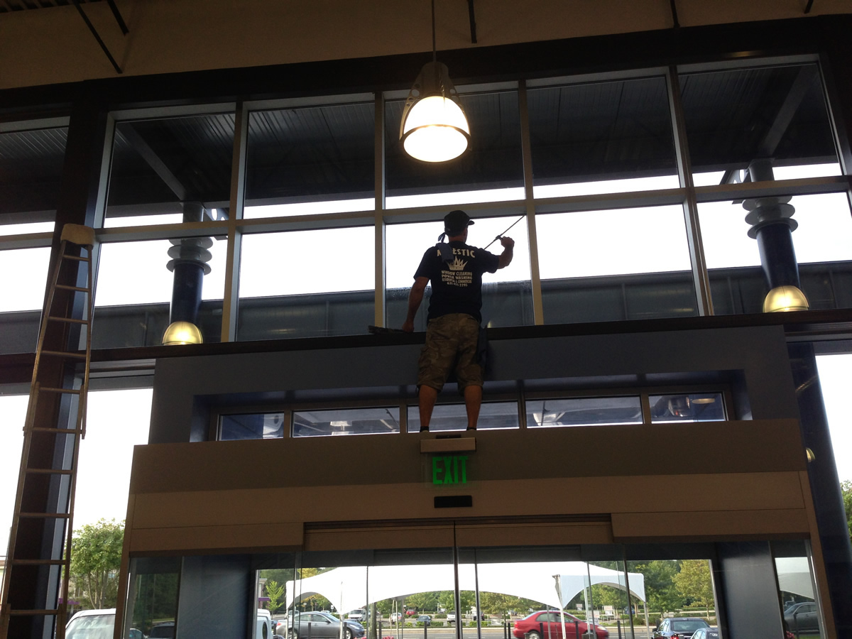 Long Island Window Cleaning Service Majestic Window Cleaning
