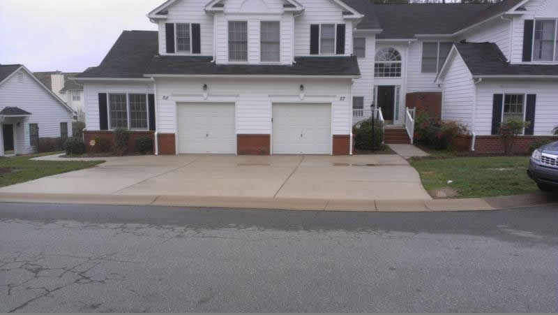 Expert driveway cleaning in Cold Spring Harbor