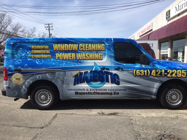 Top 5 Reasons To Choose Majestic Window Cleaning