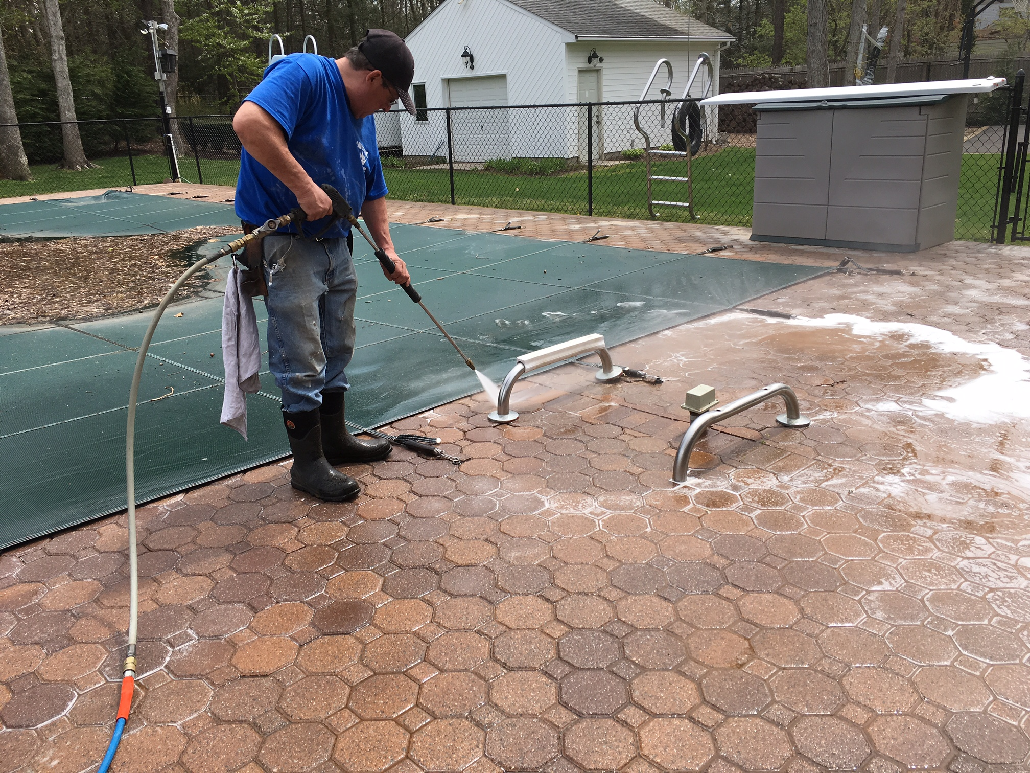 Power Washing – The Quickest Way to Get Your Home Ready for the Spring