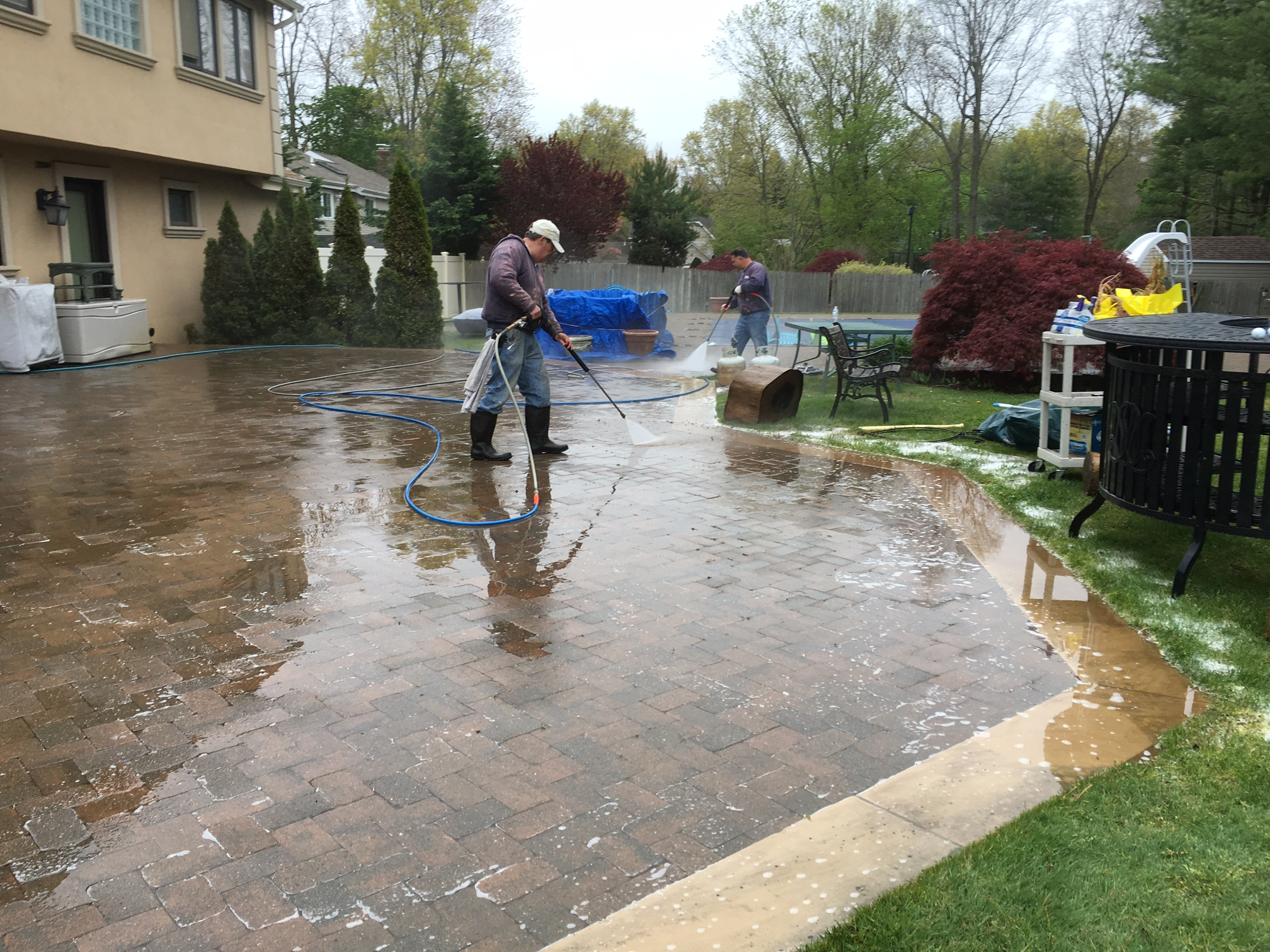 Get Your House and Business Ready for Summer with Pressure Washing!