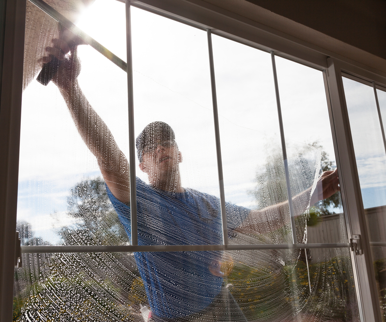 Spring is just around the corner – book your window cleaning now!