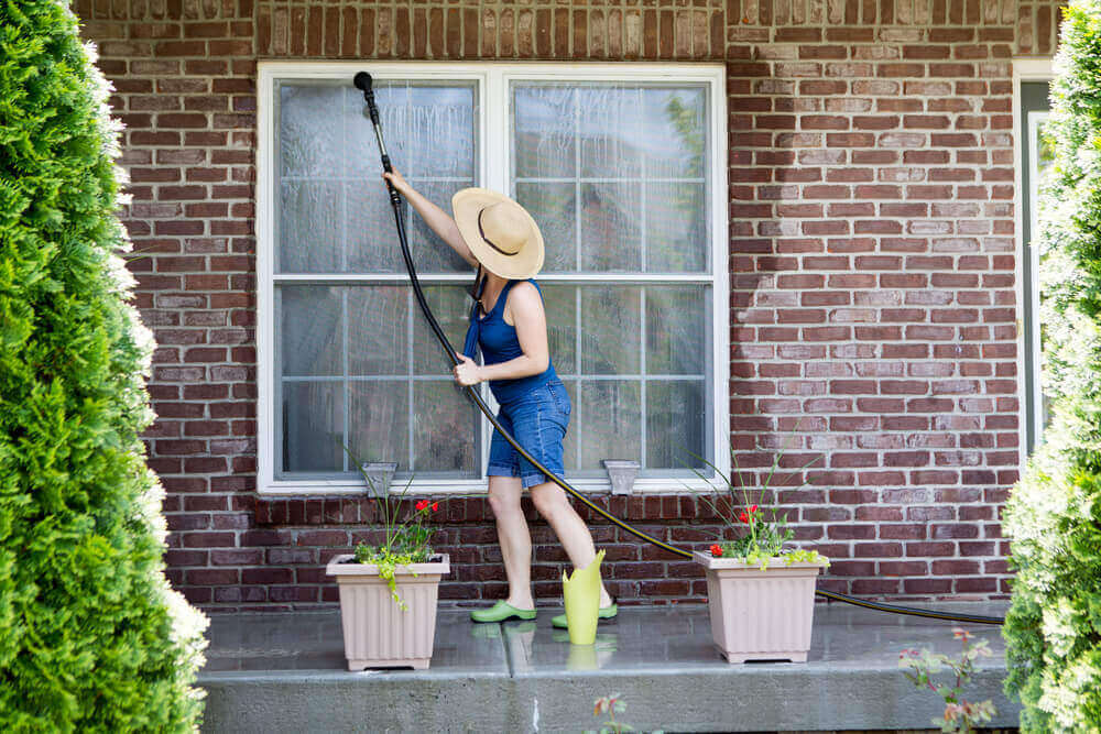 How to Clean Brick Exterior